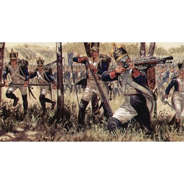 Französische Infanterie Napoleonische Kriege