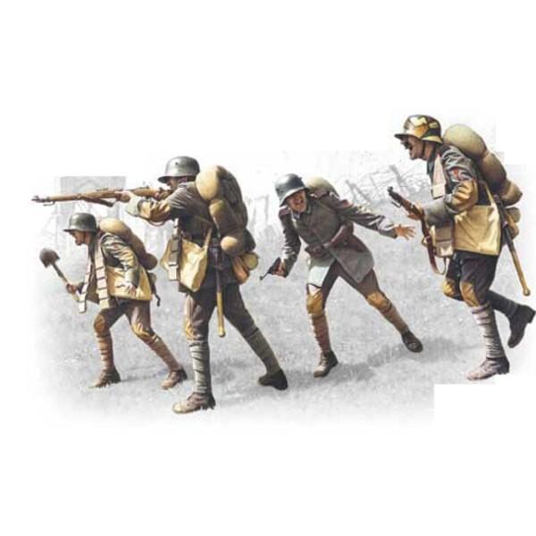 1.WK Deutsche-Sturminfanterie 1917-1918