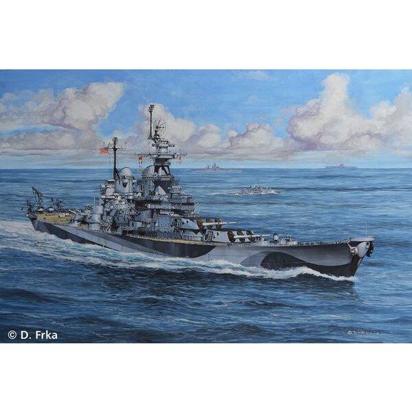 battleship uss missouri / 1200