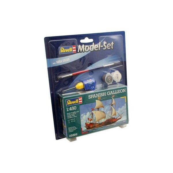 Spanish galleon modelset/450