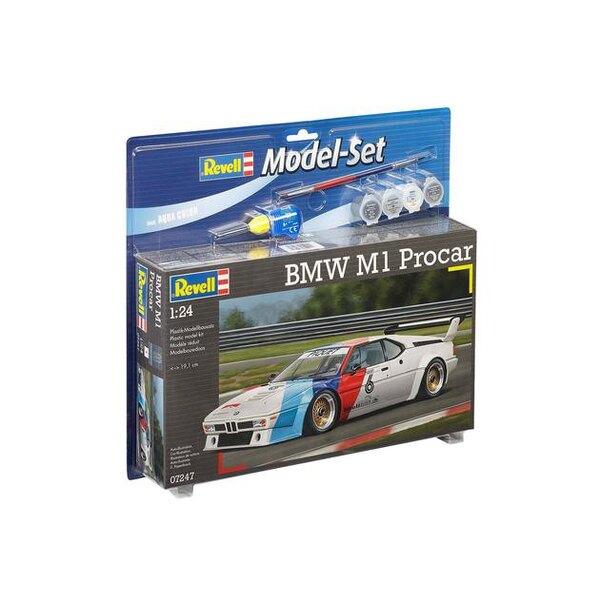 BMW M1 PROCAR MODELL SET
