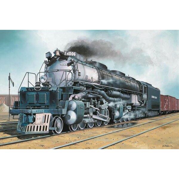 Locomotive Big Boy