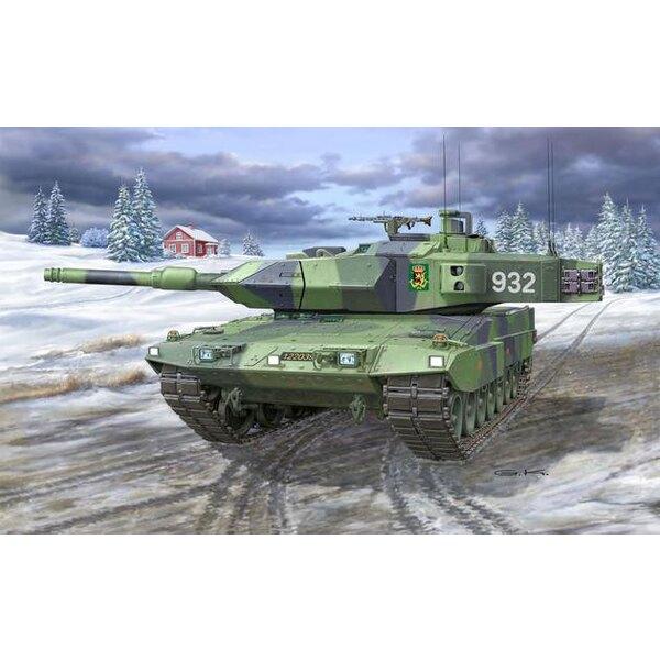 Stridsvagn 122A/122B