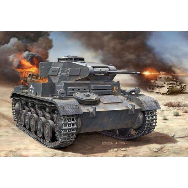 Pz.Kpfw.II Ausf.F