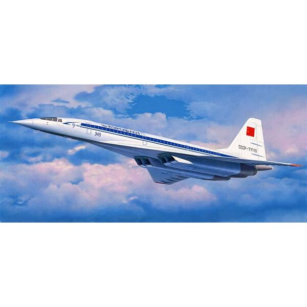 Tupolev Tu -144