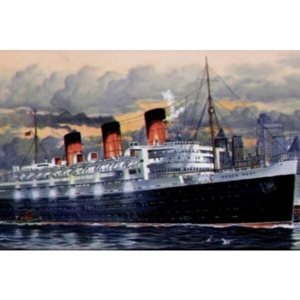 Queen Mary (der 1. Behälter NICHT der neue Behälter)