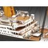 R.M.S Titanic beinhaltet 100. Jahrestag-Ausgabe 6 Farbe-Leim, und bürsten Sie 3 Postkartenmenü Replica und Replik Beförderungsbr