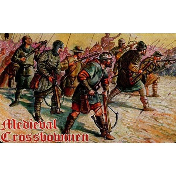 Mittelalterisches Crossbowmen