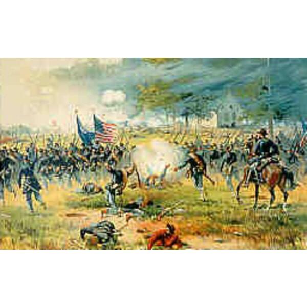 Nordstaatlerische infanterie 1861 Figuren (amerikanischer Bürgerkrieg) (ACW)