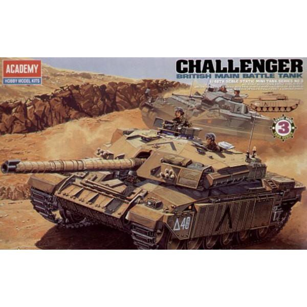 Britischen Challenger.Kampfpanzer