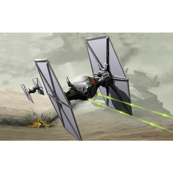 First Order Special Forces Tie Fighter (TM) Bauen & Play-Leuchten / Sound Series