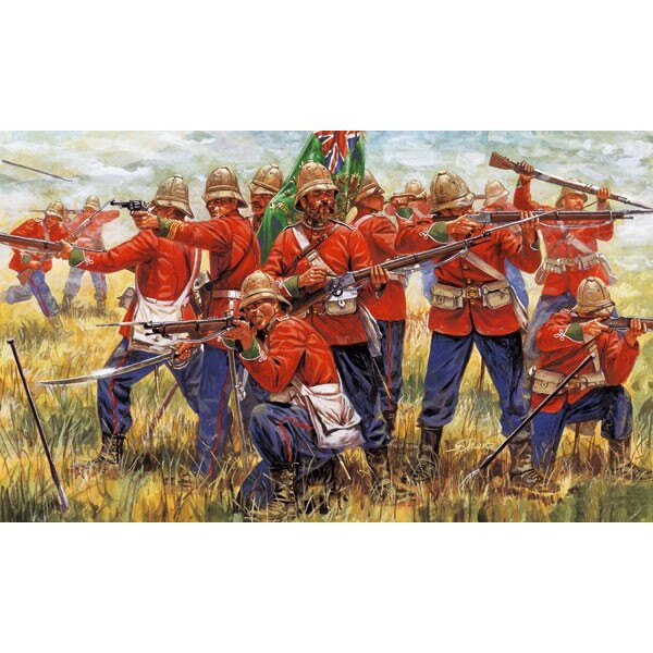 Colonial Infanterie Columbia