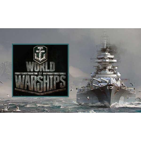 Bismarck World of Kriegsschiffe