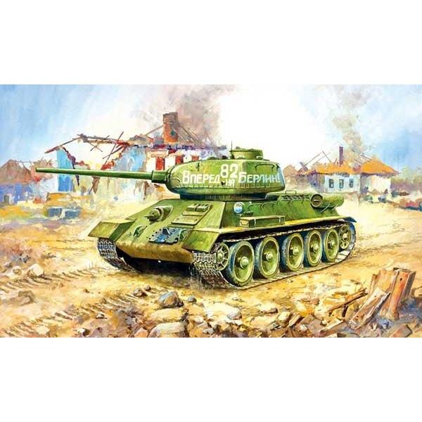 Sowjetische Panzer T-34/85