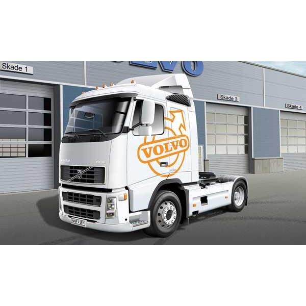 Volvo FH16 Fernfahrerhaus