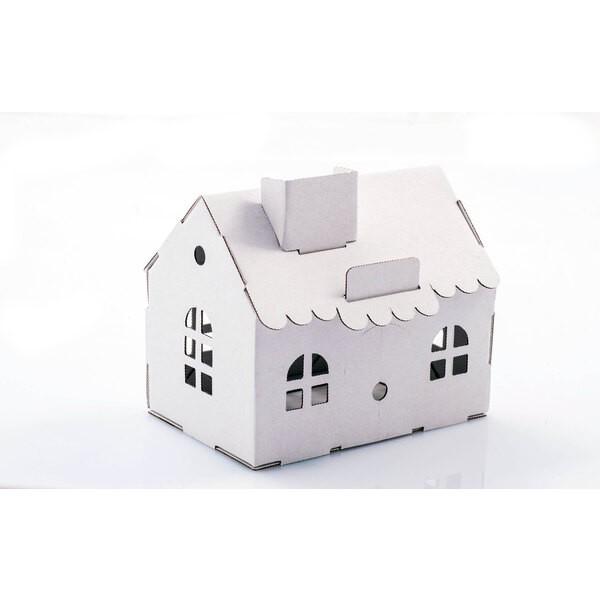 PIGGY BANK HOUSE - Weiß