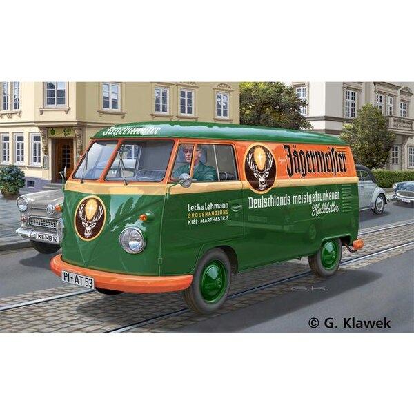 Model Set VW T1 Kastenwagen