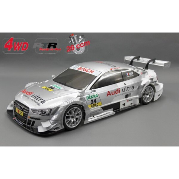 Chassis 530 4wd + RTR Auto.Audi RS5