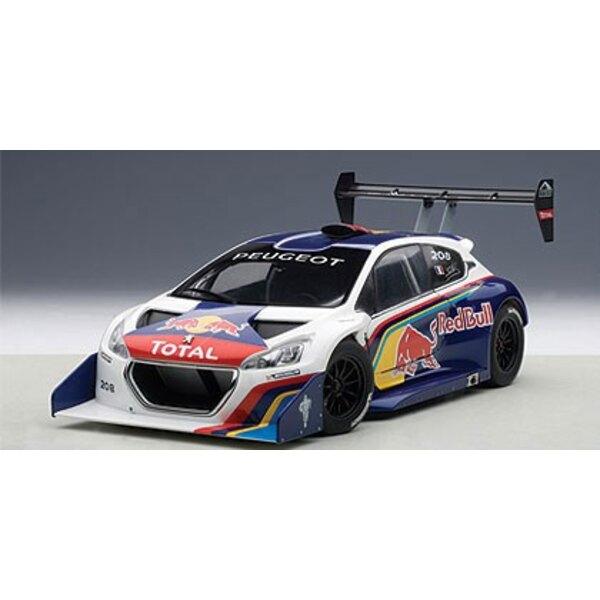 Peugeot 208 T16 Red Bull