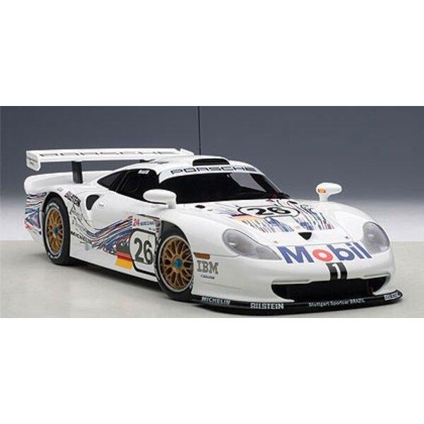 Porsche 911 GT1 im Jahr 1997