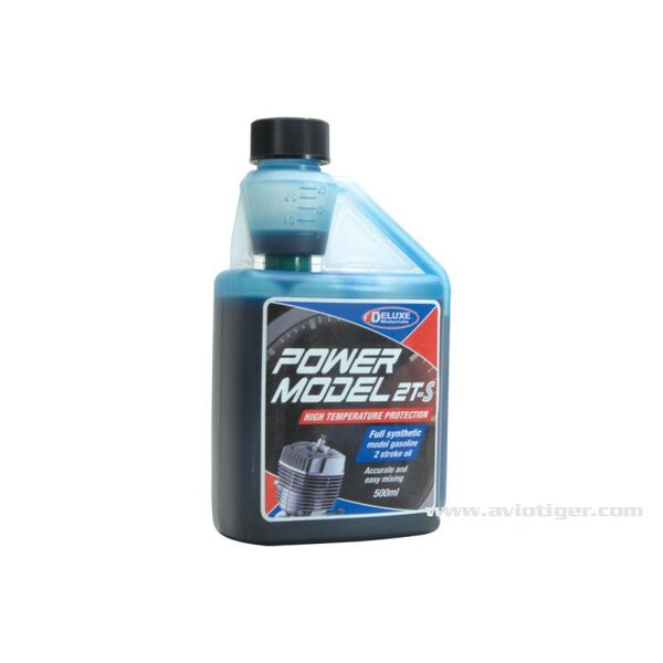 MODEL POWER-OIL 2T