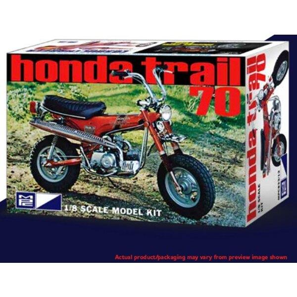 Honda Trail 70 Mini Bike