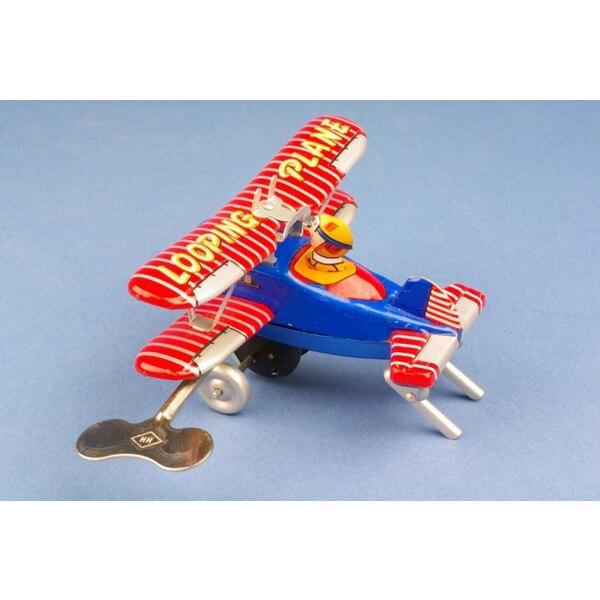 Looping Aktion Biplane Spielzeug Zug / Biplane Looping Aktion