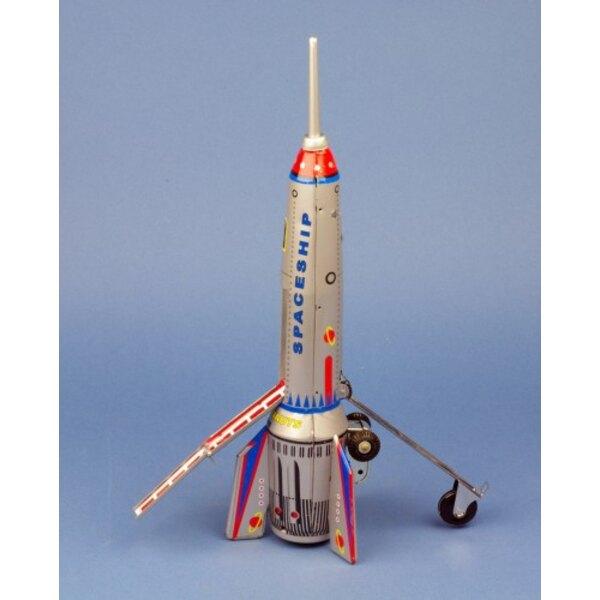 Weltraumrakete Spielzeug Zug / Weltraumrakete Spielzeug tole