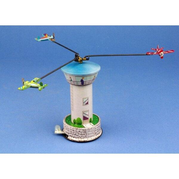 Karussell-Kontrollturm Spielzeug Zug / Kontrollturm