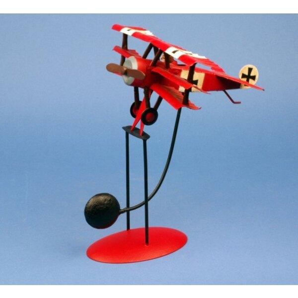 Red Baron Fokker DR1 Form Swing / Saldo tole