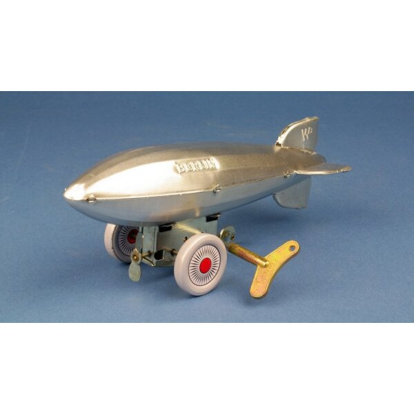 Zeppelin Spielzeug Zug / Toy tole