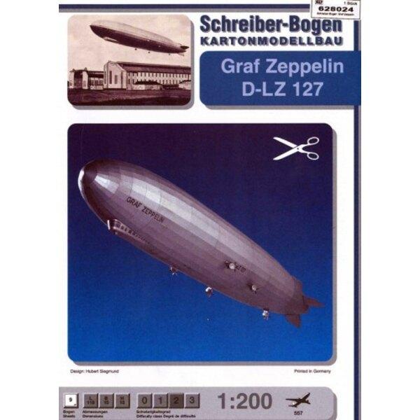 Zeppelin paper 1/200