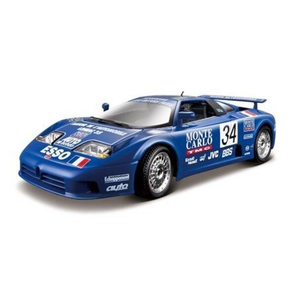 Bugatti EB110 34 LE MANS 1994 BLUE