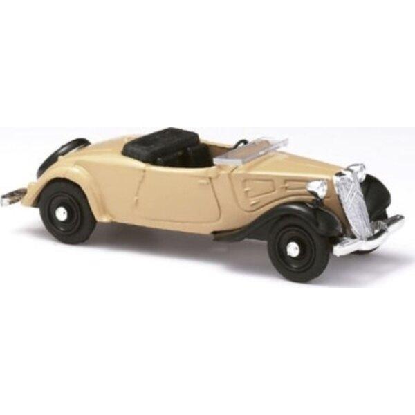 CITROEN TRACTION 7CV CABRIO OPEN 1936