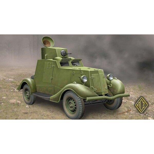 FAI-M sowjetischen Licht Panzerwagen