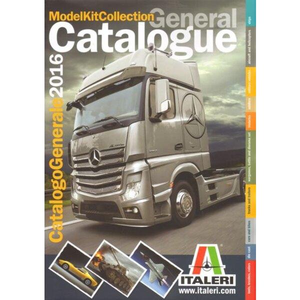 Italeri 2016 Katalog