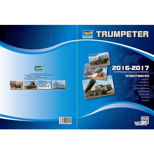 Trumpeter 2016 Katalog