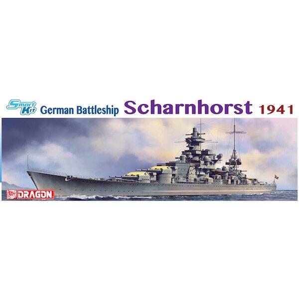Deutsch Battleship Scharn 1941