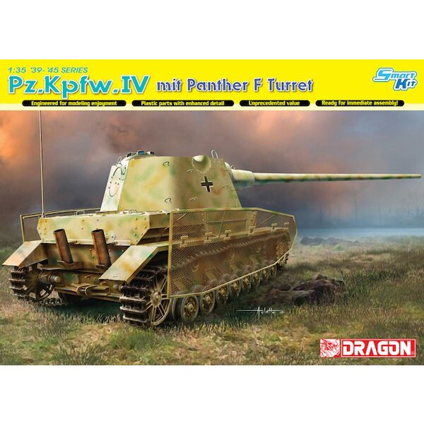 Pz.Kpfw.IV mit Panther F Turret