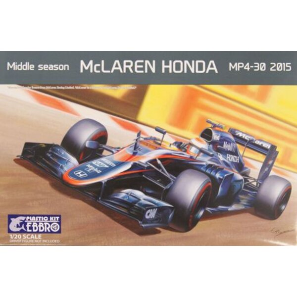 Maclaren Honda MP4-30 2015 Mittelsaison