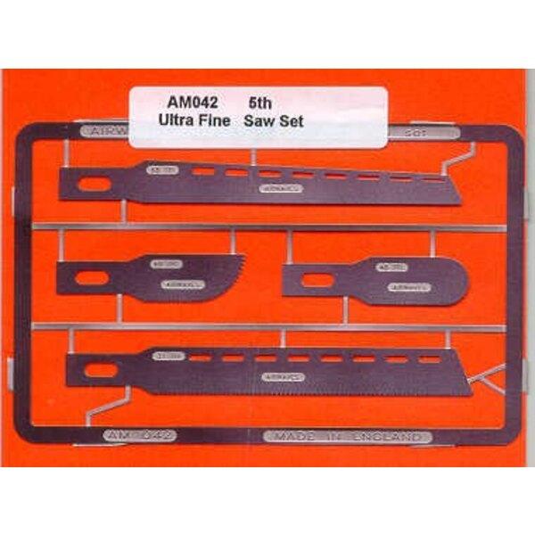 4 Sägt in 5 Thou Rostfreiem Stahl. 2 x 7 Cm lang mit 29 TPC & 13 TPC. 2 3.5 Cm lang mit 29 TPC & 20 TPC. Verwenden Sie Handlungs