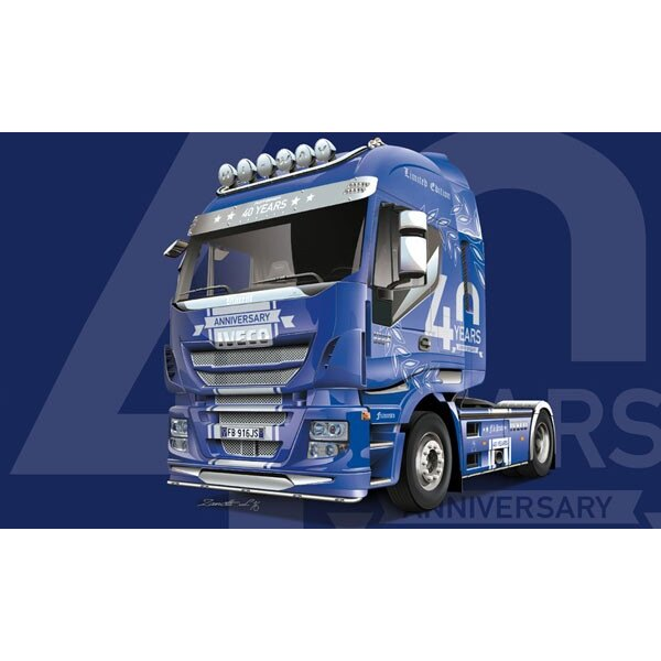 """IVECO 'Hiway """"40th Anniversary"""