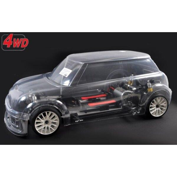 4wd Rahmen 510E FG + carro Trophäe