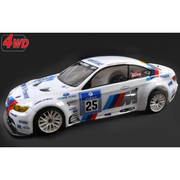 4wd RTR-Frame 530E + Carro BMW M3