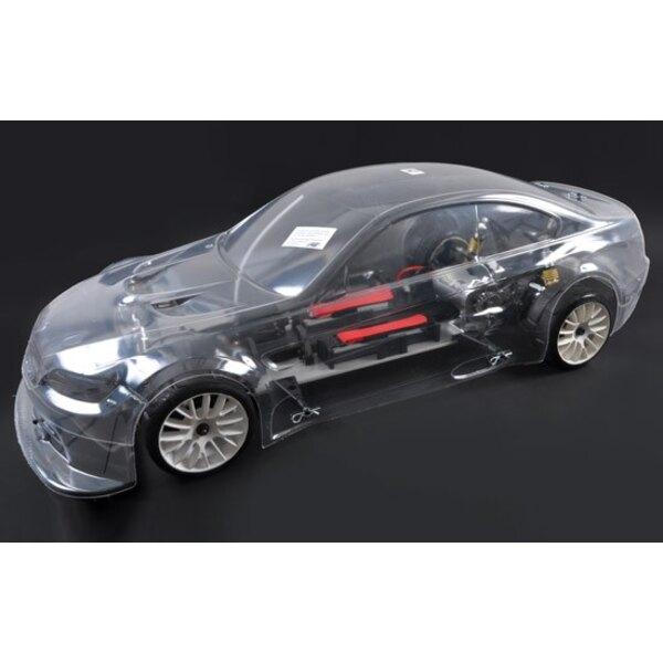 4wd RTR-Frame 530E + Auto.BMW M3