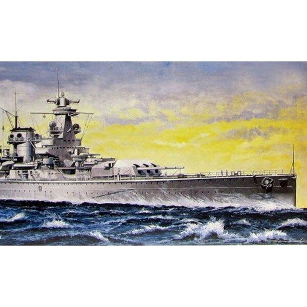 Deutsch Kreuzer Admiral Scheer
