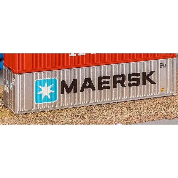 HALLO-CUBE CONTAINER MAERSK N