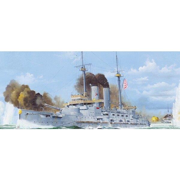 Mikasa 1905 Japanese Battleship