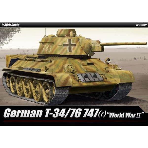 Deutsch T-34/76 (747r)