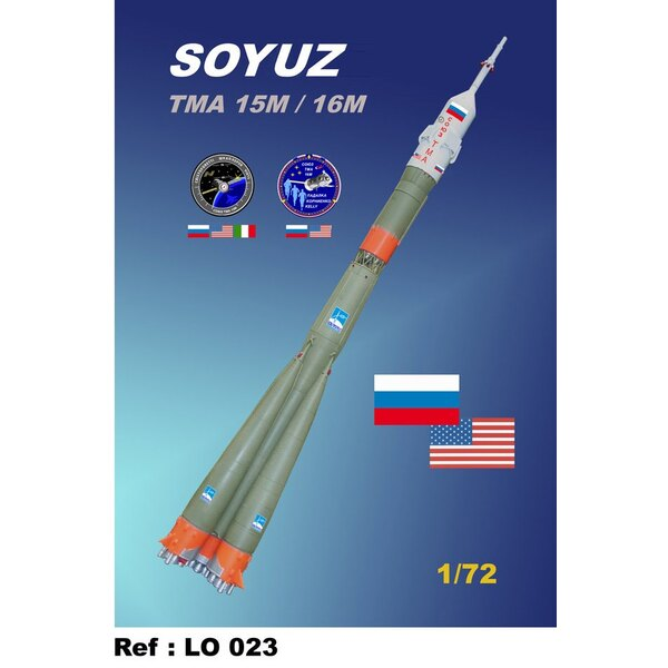 Sojus (USA) TMA 15M / 16M